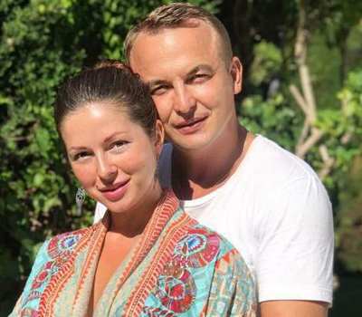 Муж Нюши засветил ее в Сети без косметики (ФОТО)