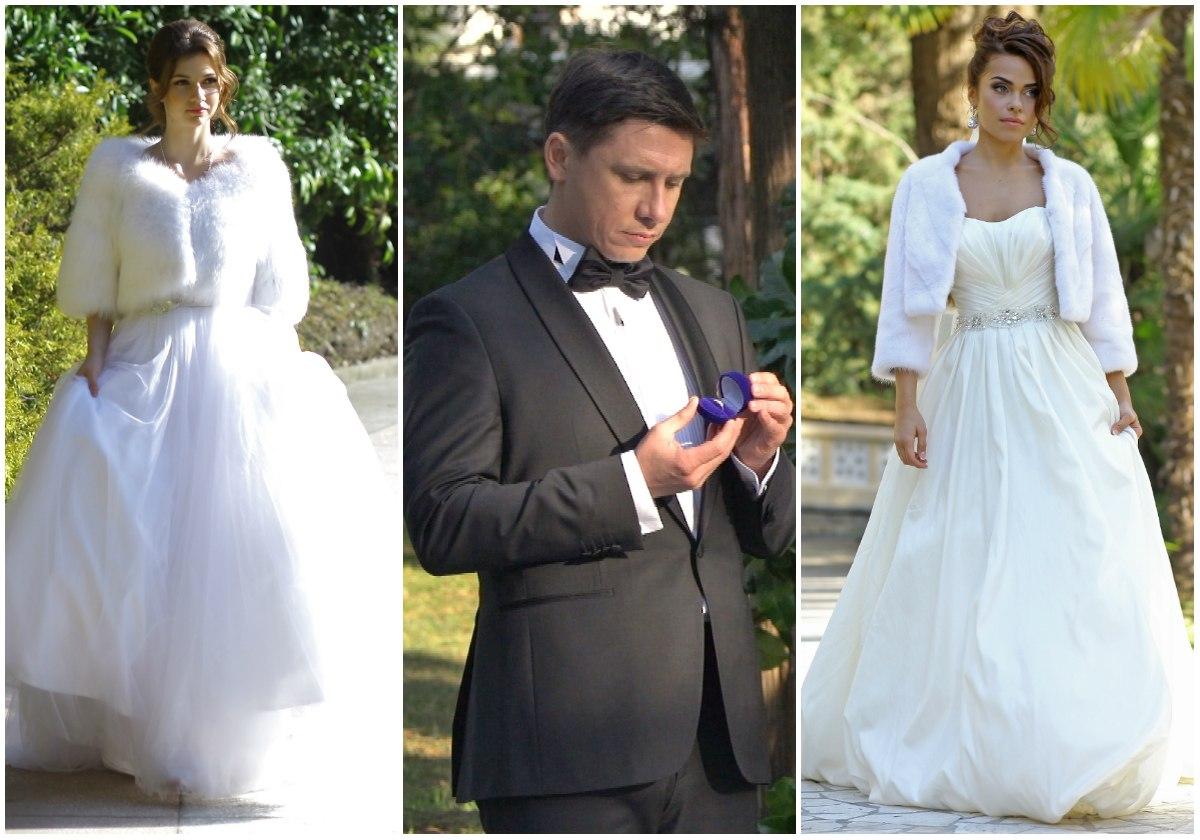 Свадьба батрутдинова фото