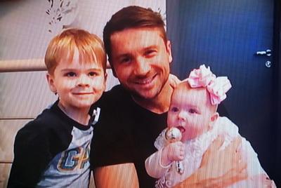 Сергей Лазарев шокировал признанием, что у него есть дочь, и впервые показал ее фото