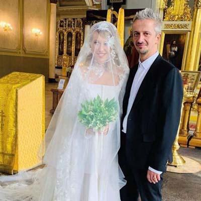 В Сети появились первые фото и видео со свадьбы Собчак и Богомолова (ФОТО, ВИДЕО)