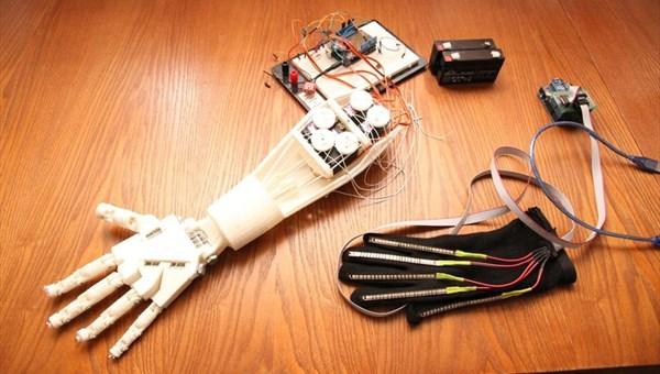 Томичи напечатали на 3D-принтере тренажер для лечения после инсульта