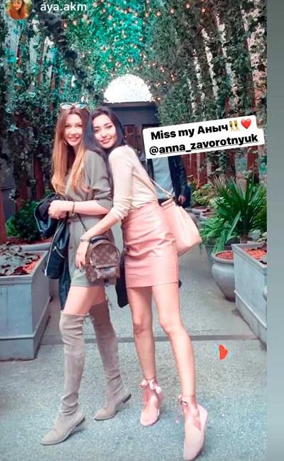Дочь Заворотнюк забросали поздравлениями в соцсетях