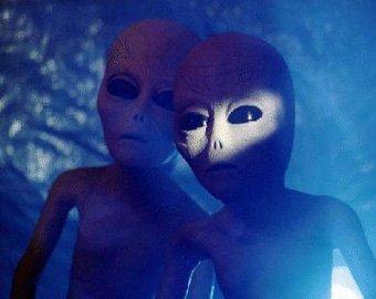 На Земле замечены пришельцы из иного времени
