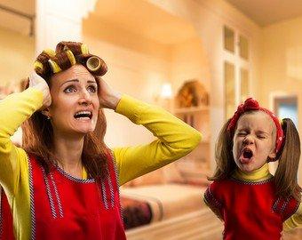 «Как мать может так злиться на ребенка?»