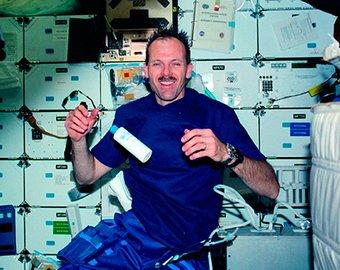 Личная гигиена в космосе: как и чем моются космонавты