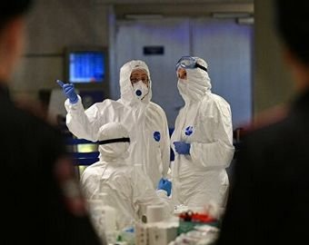Морг вместо катка: Европе некуда девать жертв COVID-19