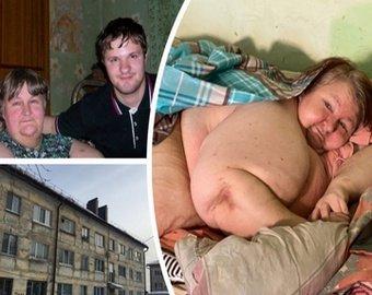 «Почти не сплю, мало ем»: тюменка весом в 350 килограммов рассказала, как тяжело ей худеть