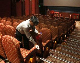 Вирус посадил кино на карантин