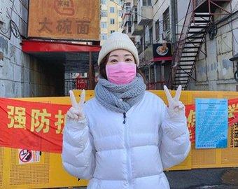 """Живущая в Китае россиянка рассказала об ужасах карантина: """"Мечтаю о ресторане"""""""