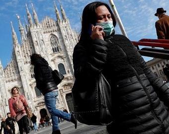 «Первым делом все побежали в магазины»: россиянка – о ситуации с коронавирусом в Италии