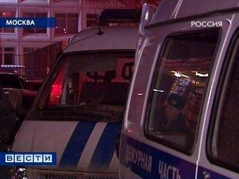 В Москве пьяный милиционер открыл стрельбу по подросткам