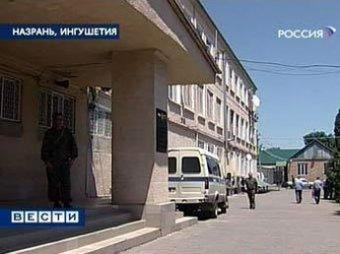 В Ингушетии подорвана машина замглавы МВД республики