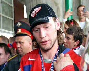 Чемпион мира по хоккею напал на гаишников