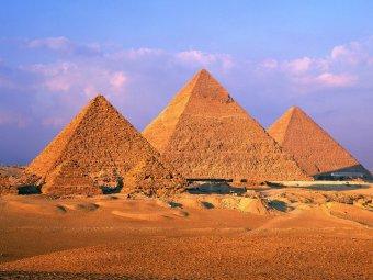 Раскрыт секрет возведения египетских пирамид