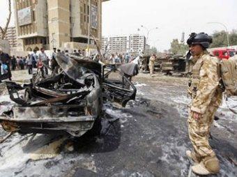 Багдад атаковали смертники: погибли 42 человека, более 200 пострадали