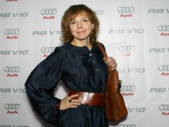Телеведущая Фекла Толстая сбила мотоциклиста: пострадавший в реанимации