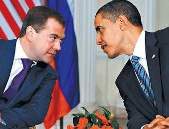 Обама заработал в 2009 году почти в 50 раз больше Медведева