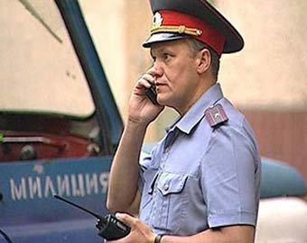 Пьяная москвичка облила милиционера ядовитой жидкостью