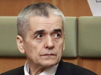 Онищенко запретил детское питание Nestle