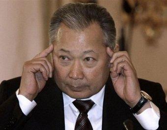 Бакиев впервые прокомментировал события в Киргизии и ответил Путину