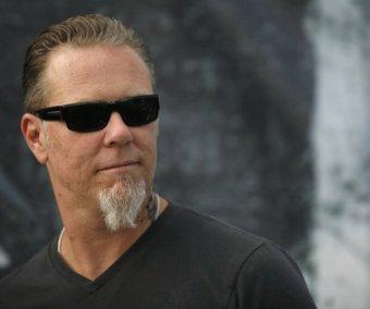 Лидера группы Metallica обворовали в Москве