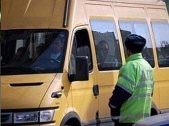 В Петербурге милиционер открыл стрельбу по маршрутке