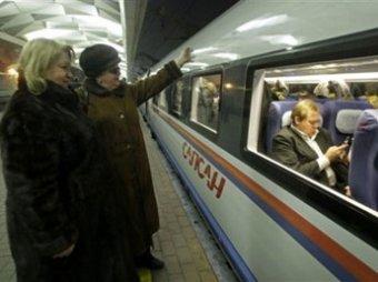 """Запуск """"Сапсана"""" между Нижним Новгородом и Москвой признан небезопасным"""