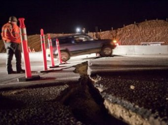 В Мексике произошло землетрясение магнитудой 7,2: есть пострадавшие