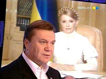 Тимошенко рассказала о секретном соглашении Януковича-Медведева