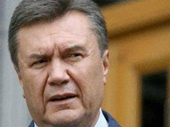 Янукович пресек разговоры о возможном союзе с РФ