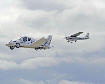 Американское военное агентство объявило конкурс на создание летающей машины