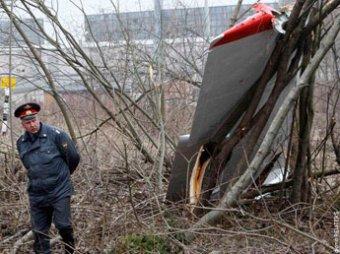 Крушение самолета Качиньского могло быть диверсией