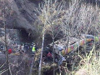 В Италии сошел с рельсов поезд: 6 погибших