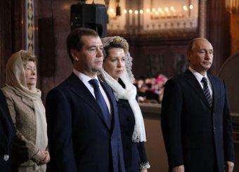 Людмила Путина в 2009 году заработала 582 рубля