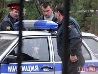 В Подмосковье пьяный милиционер на машине сбил насмерть бабушку с внучкой