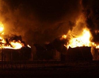 На нефтеперерабатывающем заводе в США произошел взрыв