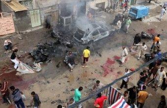 Серия терактов в Багдаде: погибли 45 человек