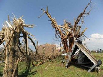 В Миссисипи из-за прошедшего торнадо объявлено чрезвычайное положение
