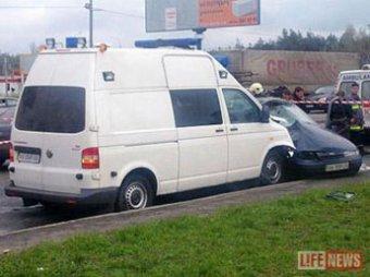 В ДТП с кортежем Януковича погиб человек