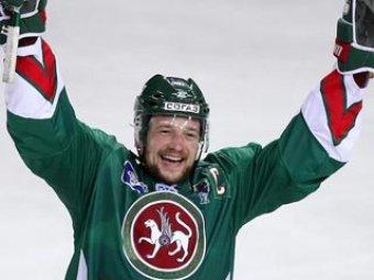Казанский «Ак Барс» стал чемпионом КХЛ