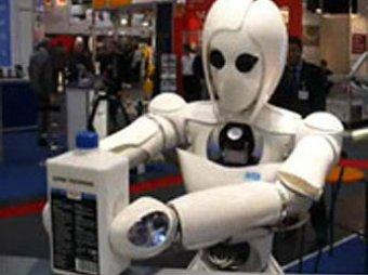 Немцы построили девушку-андроида для помощи в быту