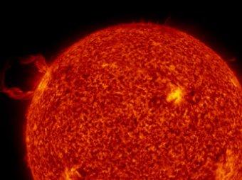 NASA представило первые изображения Солнца сверхвысокого разрешения