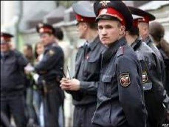 Глава столичного ГУВД решил уволить 22 тысячи милиционеров