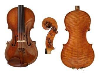 У скрипачки из Мариинки в Австрии украли скрипку ценой  тыс