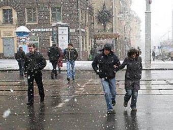 В Москве похолодает до -3