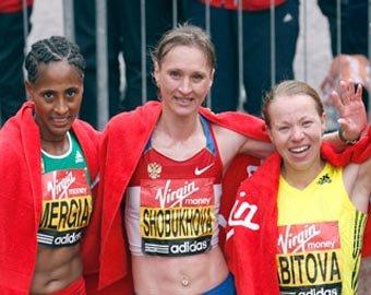 В Лондонском марафоне впервые победила россиянка