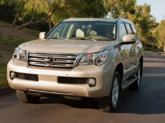 Toyota отзывает 34 тысячи Lexus и Land Cruiser Prado