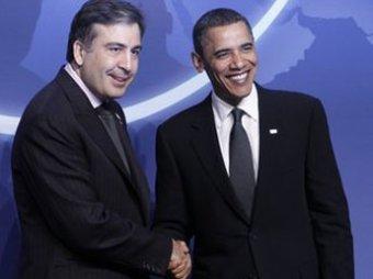 СМИ США: Обама пренебрег встречей с Саакашвили, чтобы угодить Кремлю
