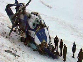 На Камчатке потерпел крушение вертолет с туристами