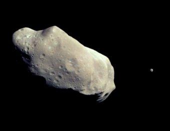 NASA: К Земле несется астероид